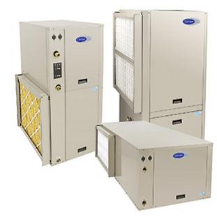 carrier geothermal heat pump
