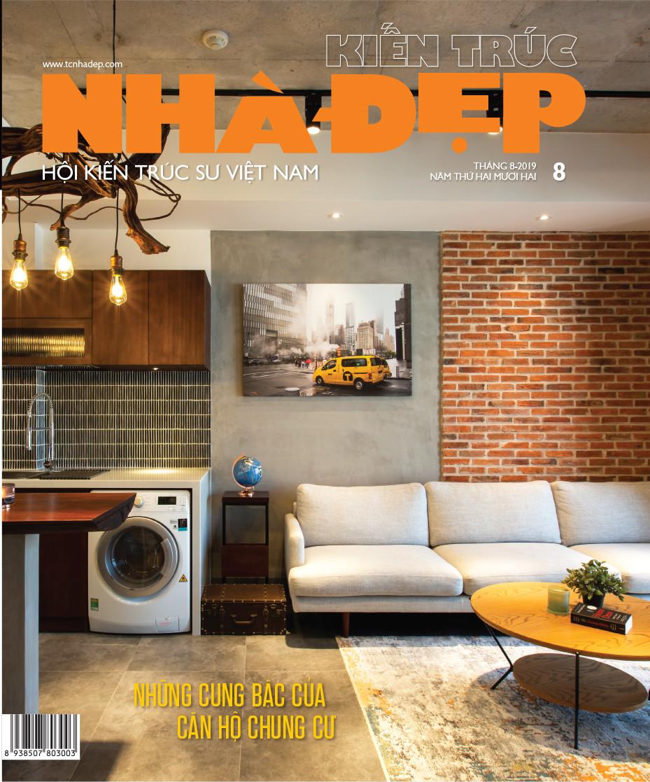 Sunrise Riverside Apartment on Nha Dep Magazine 08-2019
