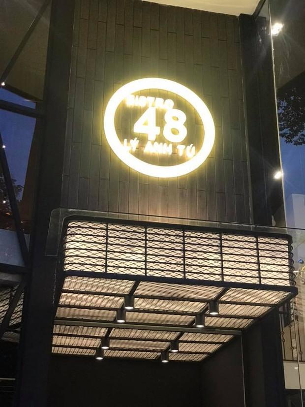 48 Bistro An Duong Vuong