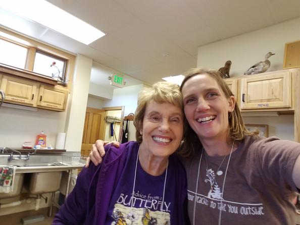 Sue and Susan
