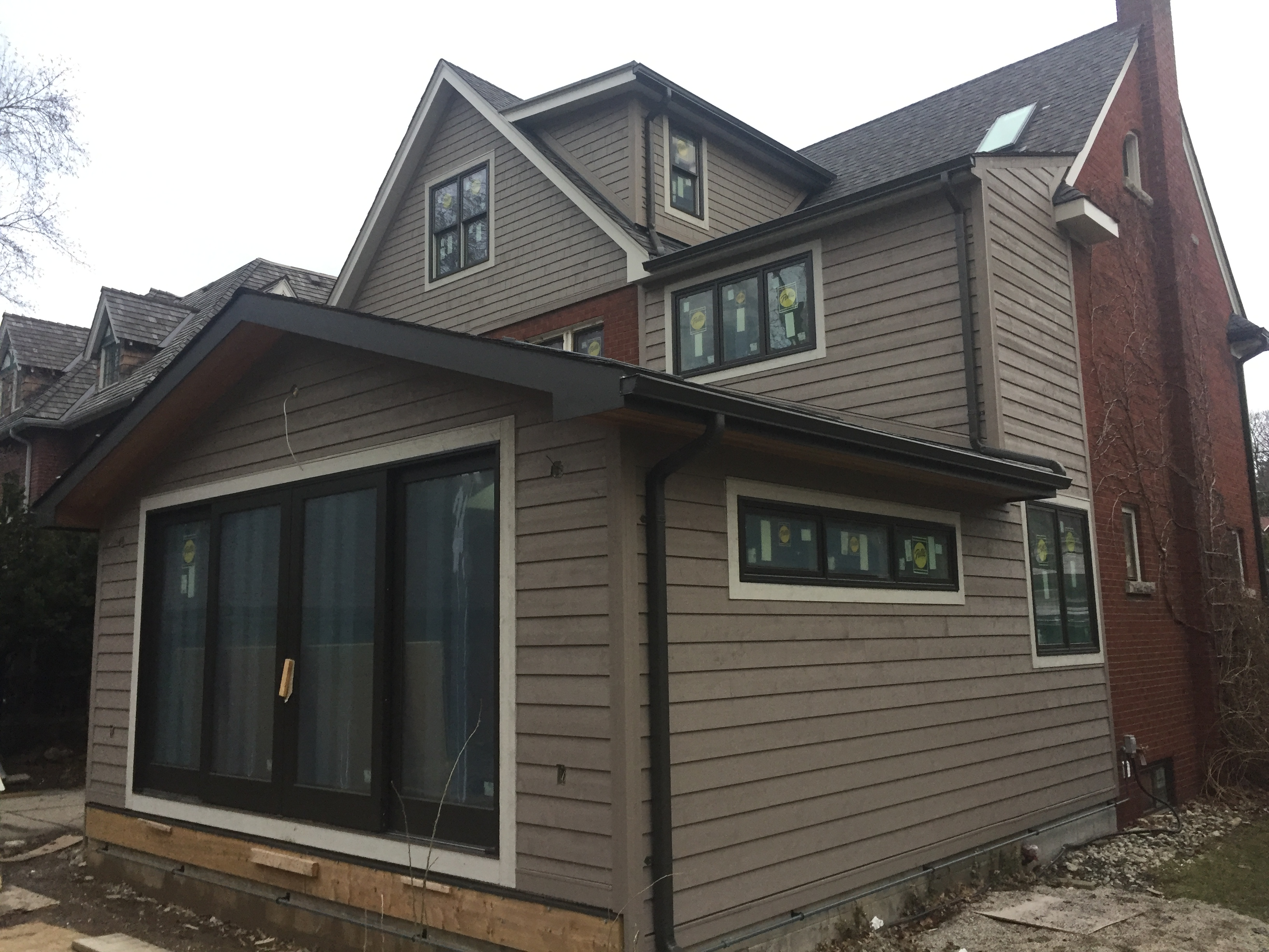 Fascia and Eavestrough