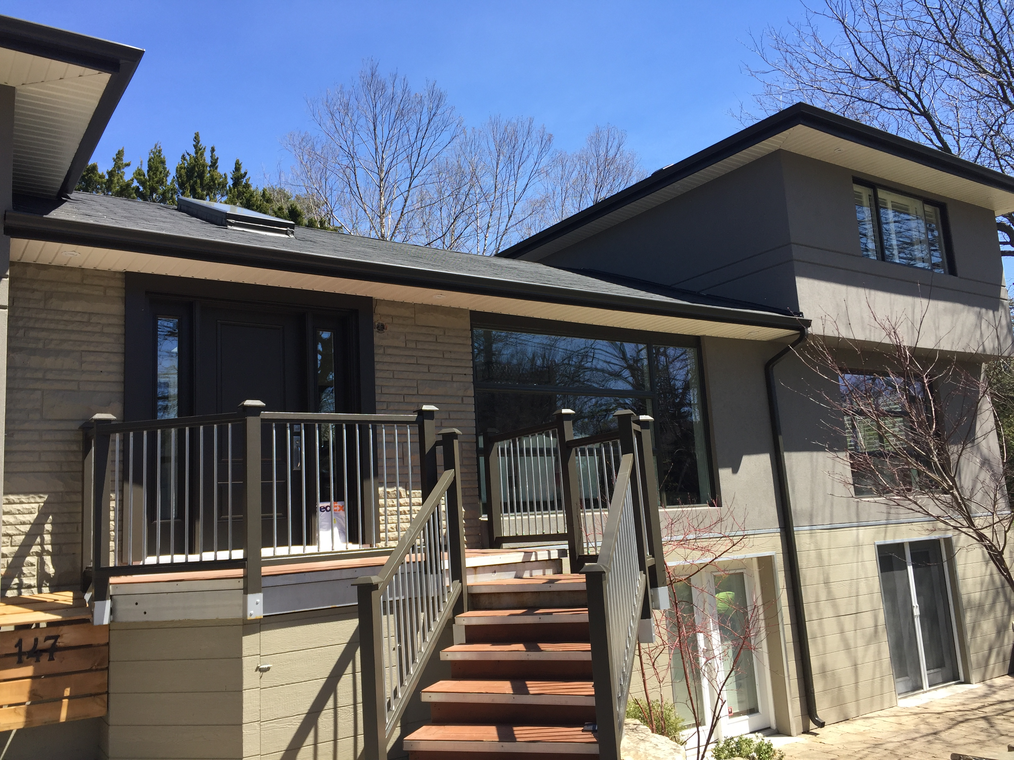 siding soffit fascia eavestrough