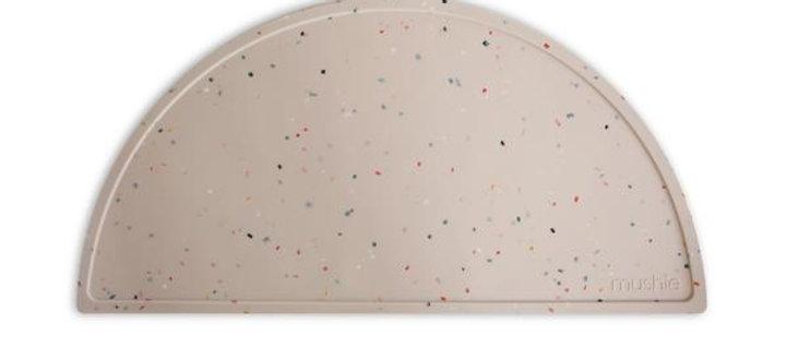 Silicone Place Mat (Vanilla Confetti)