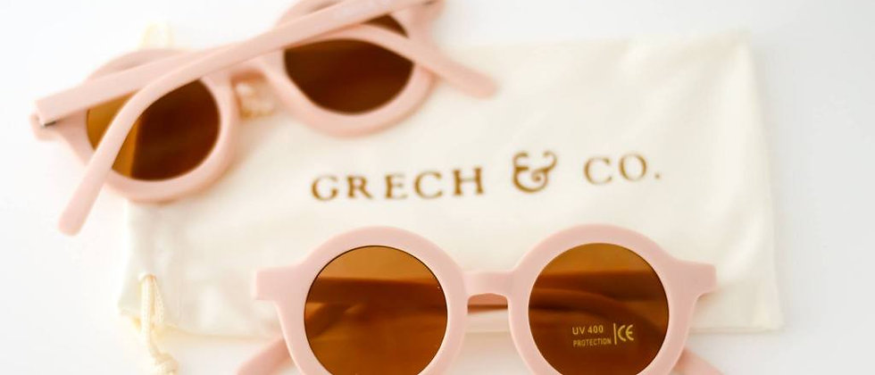 Grech & Co SUSTAINABLE KIDS SUNGLASSES // SHELL
