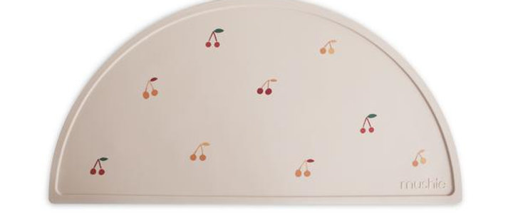 Silicone Place Mat (Cherries)