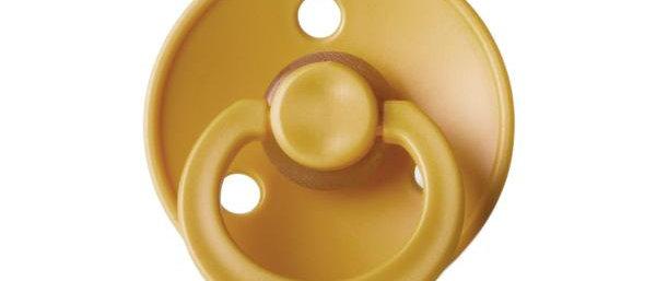 Bibs Pacifier (Mustard)