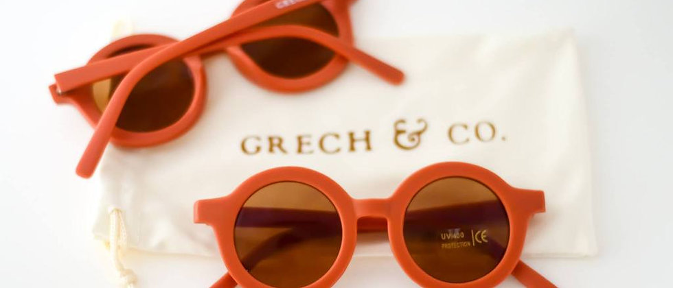 Grech & Co SUSTAINABLE KIDS SUNGLASSES // SPICE