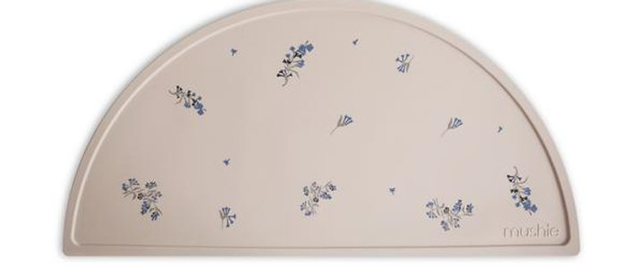 Silicone Place Mat (Lilac Flowers)