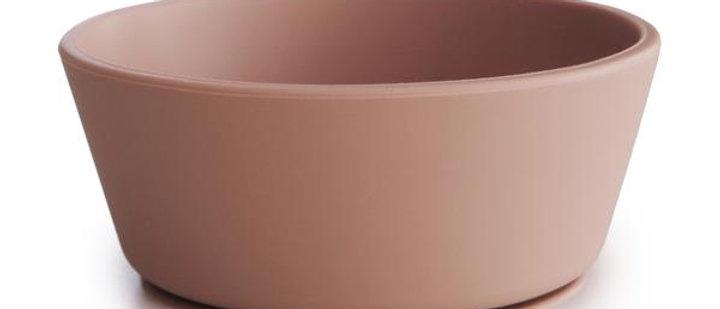 Silicone Suction Bowl (Blush)