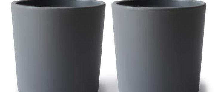 Dinnerware Cup, Set of 2  (Smoke)
