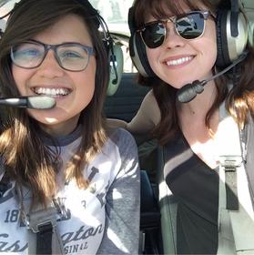Oksana and Jess- Unmanned Aircraft