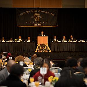 MLK 34th Memorial Breakfast