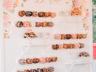 Oh How Sweet a Donut Wall is