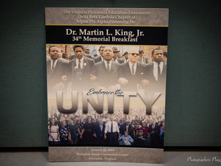 34th Annual Dr. Martin L. King, Jr. Memorial Breakfast