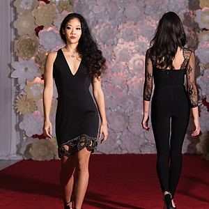 Ivy Glam Charity Fashion Show