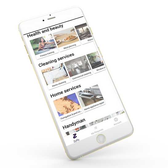 Zyffy app