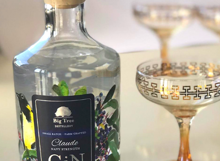 Claude Navy Strength Wins Double Gold at San Francisco World Spirits