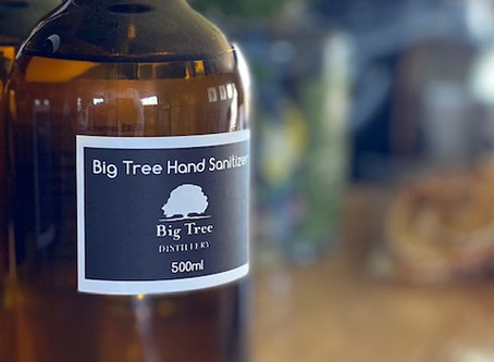Big Tree Hand Sanitiser