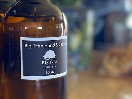 Big Tree Hand Sanitiser