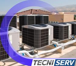 TecniServ - Ar Condicionado Empresarial.