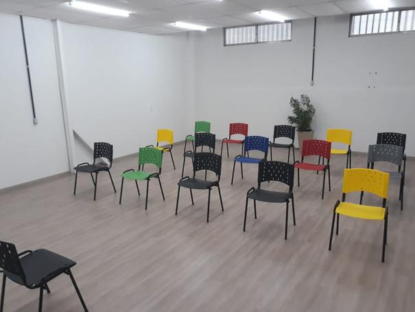 Sala Muti-Idéias: Palestra