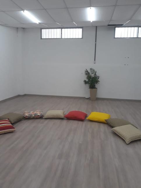 Sala Muti-Midia: Descontração