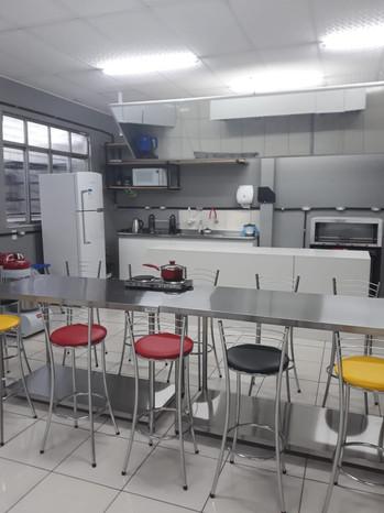 Sala Gourmet : Ilha Única