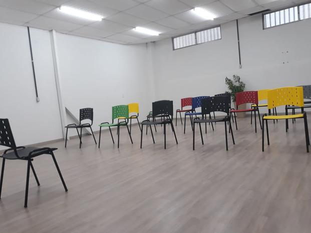 Sala Multi- Idéias