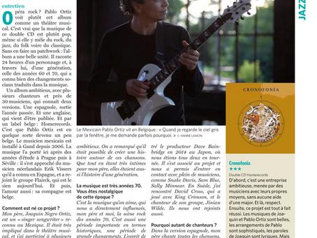 Cronofonía: una magna obra sonora gestada en Morelia