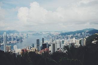 香港天際線