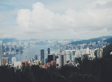 How can I work in HK?