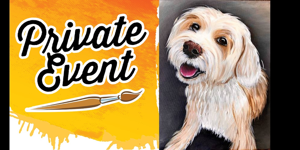 Private Party Paint Your Pet