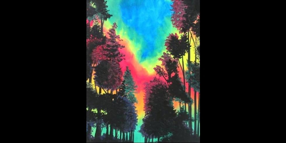 Aurora Forest ~ $10 Bottomless Mimosas