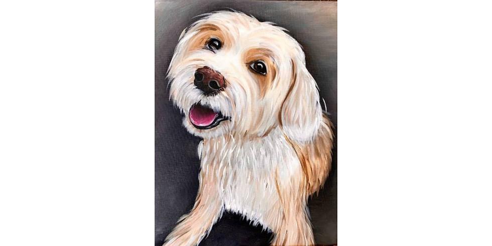 Paint your Pet - $3 Sangrias - Registration closes 8/18