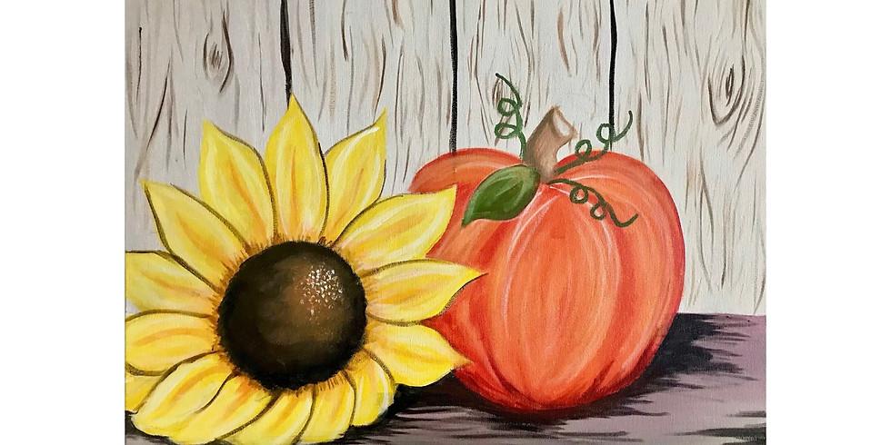 Sunflower & Pumpkin - Greenville