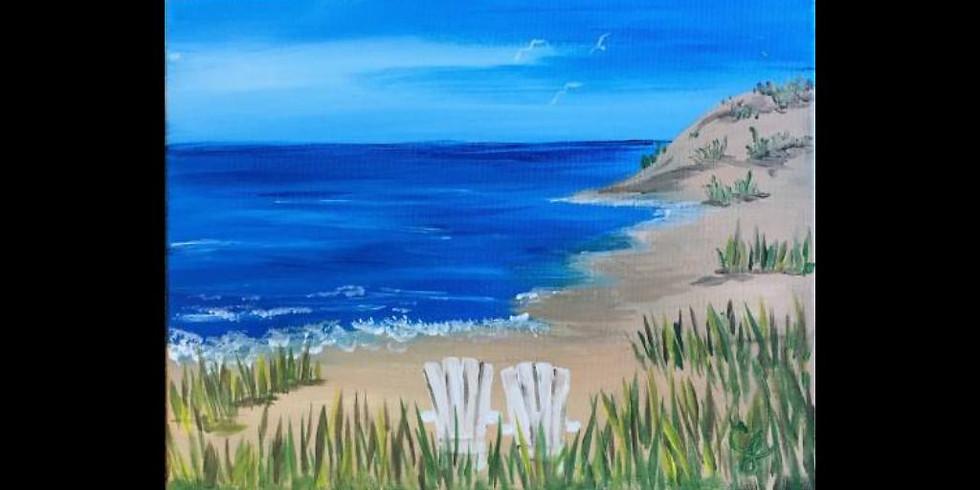 Beach Day - Walker