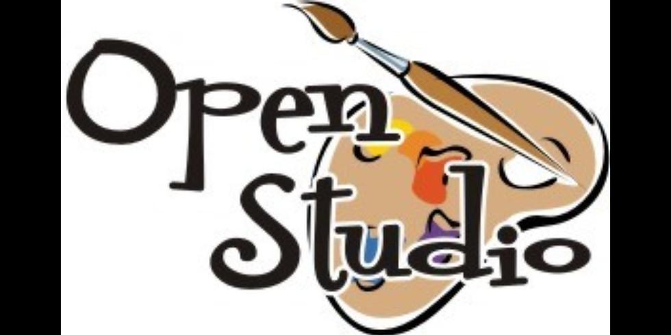 Open Studio ~ $15