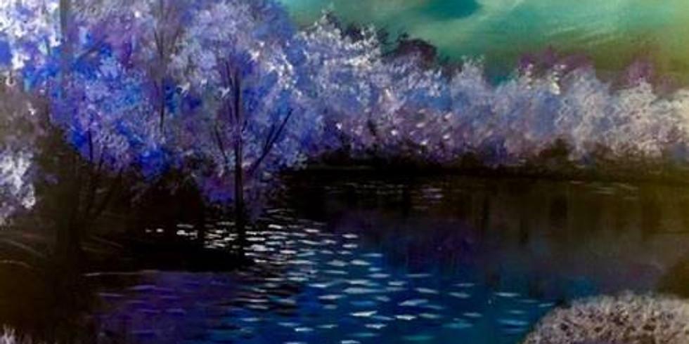 Beautiful Blossom Lake at Revel & Roll