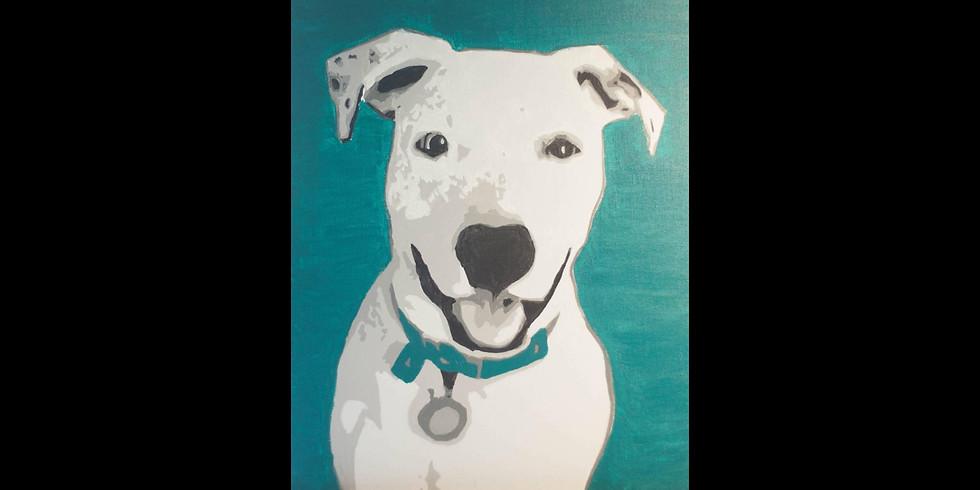 Hallie's Paint your Pet - Private Event- Registration closes 9/26