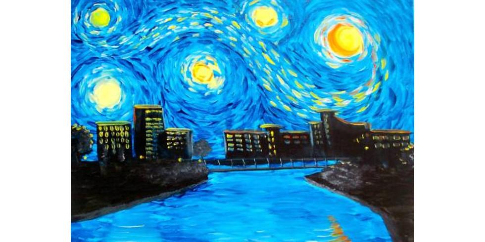 Starry Night over Kalamazoo  -$10 Bottomless Mimosas