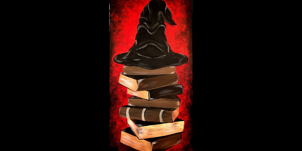 Magical Pile of Books - Ironwood Bar Walker - Open to all ages