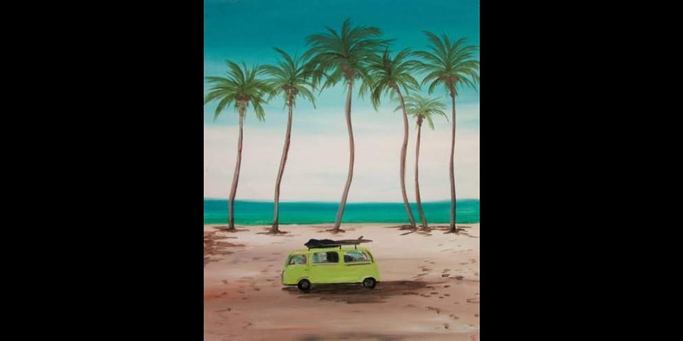 Beach Ride - Walker
