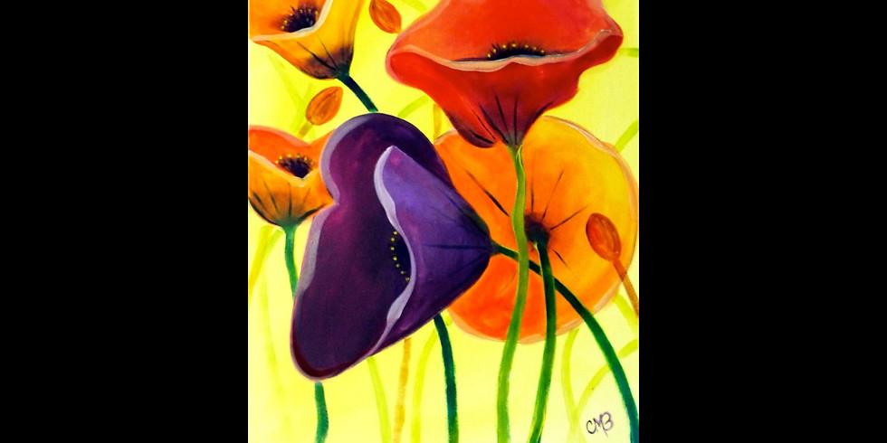 Poppy Garden - Walker