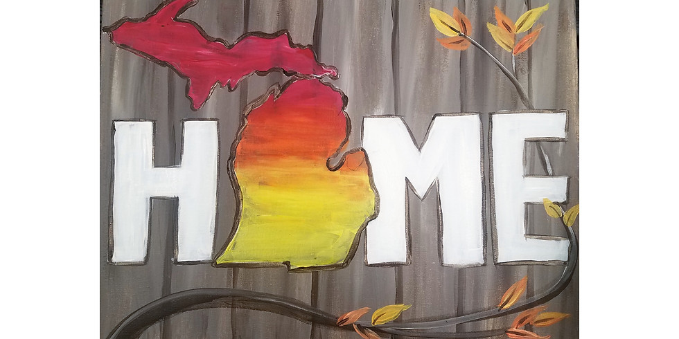Autumn Home ~ $3 Sangrias