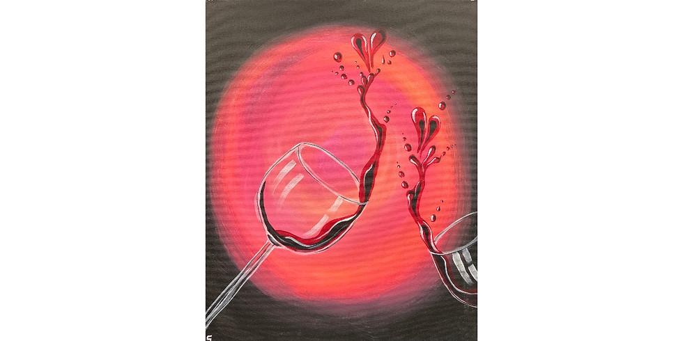 Splash of Wine  - 1/2 off bottles of wine