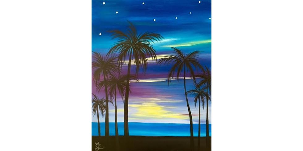 Starlit Palms- $3 Sangria Saturday