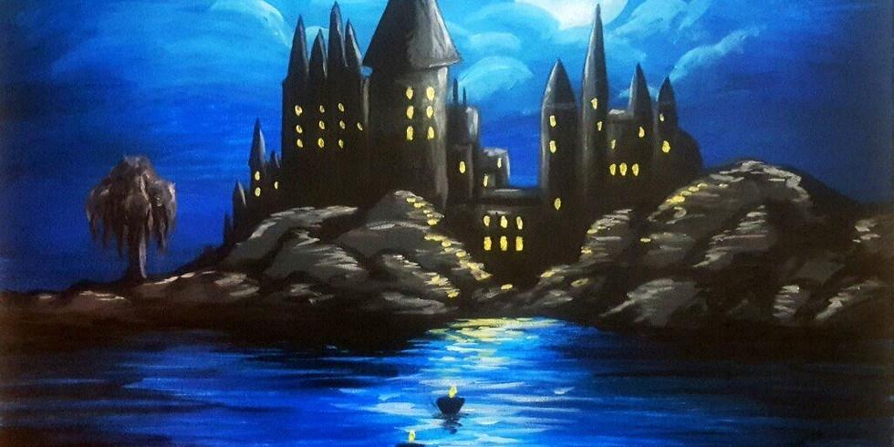 Night Castle - WALKER