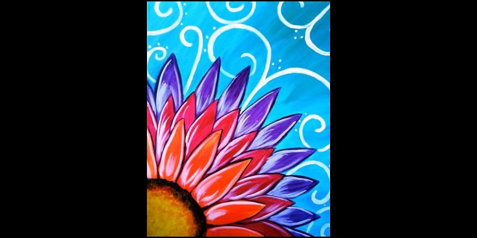 Colorful Cornflower Family Class - $29