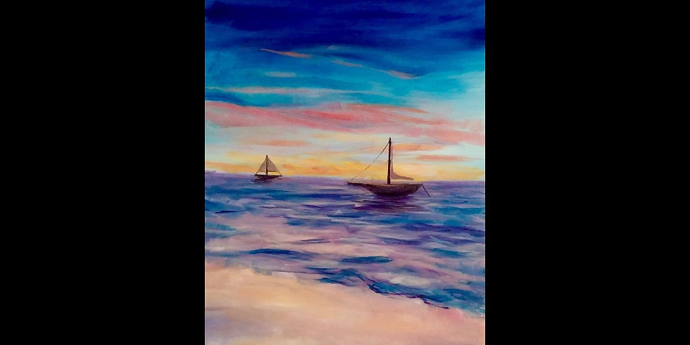 Suns Up Sails Up *Special $25