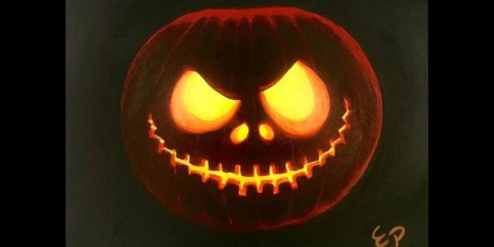 Evil Pumpkin ~ Family Class $29